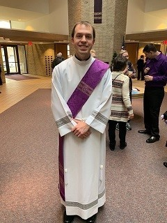 Marc Hopps '09 Ordained on May 31st