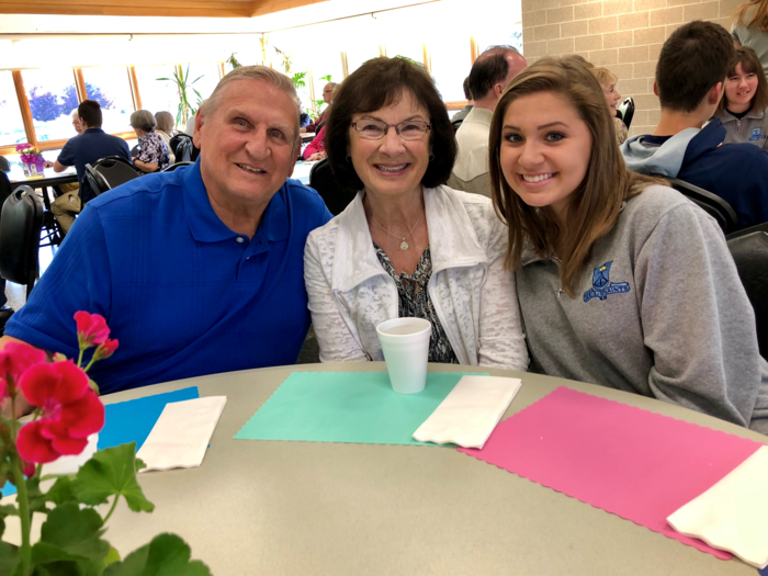 Grandparents Breakfast 2018