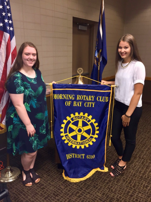 Morning Rotary Club of Bay City 2018