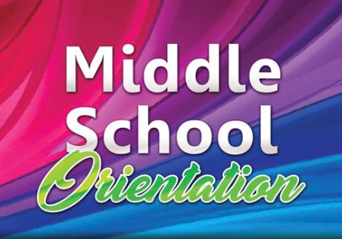Middle School Orientation
