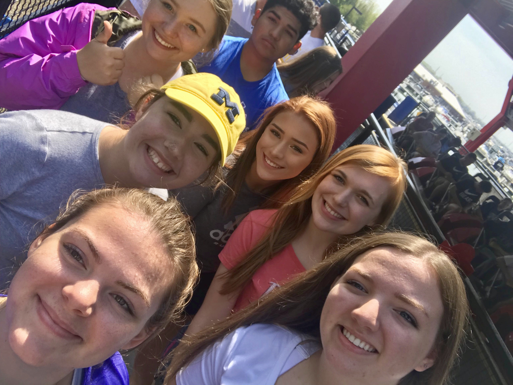 Physics Class at Cedar Point 2019