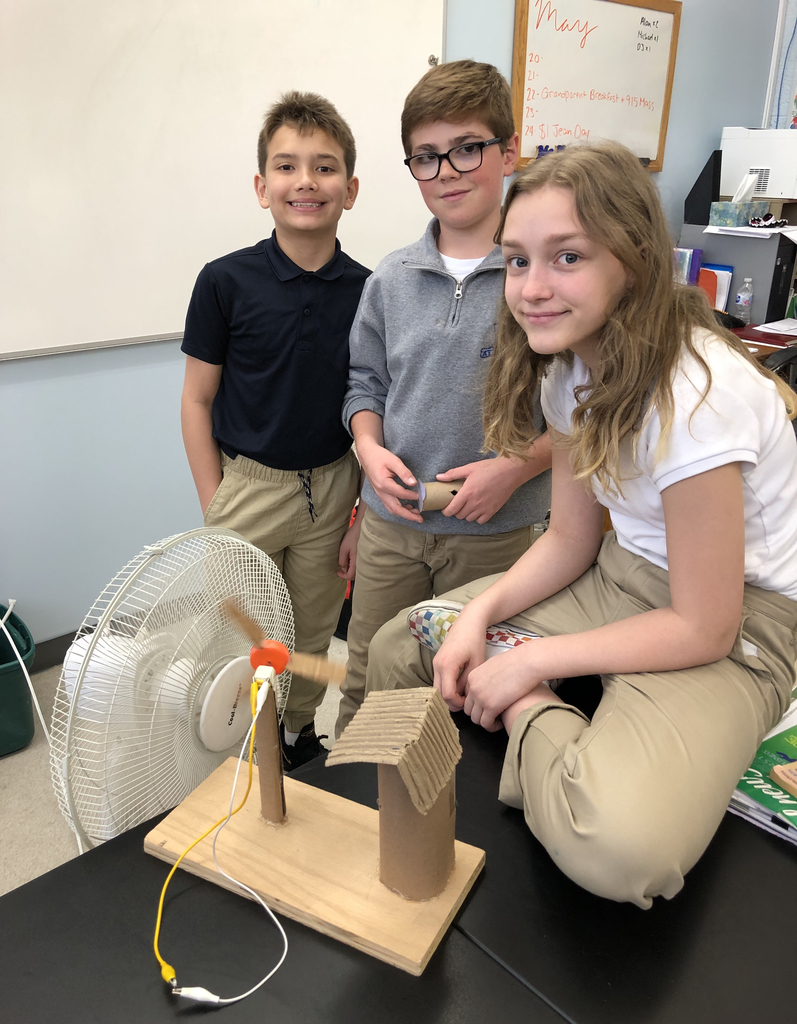 Sixth grade generator projects