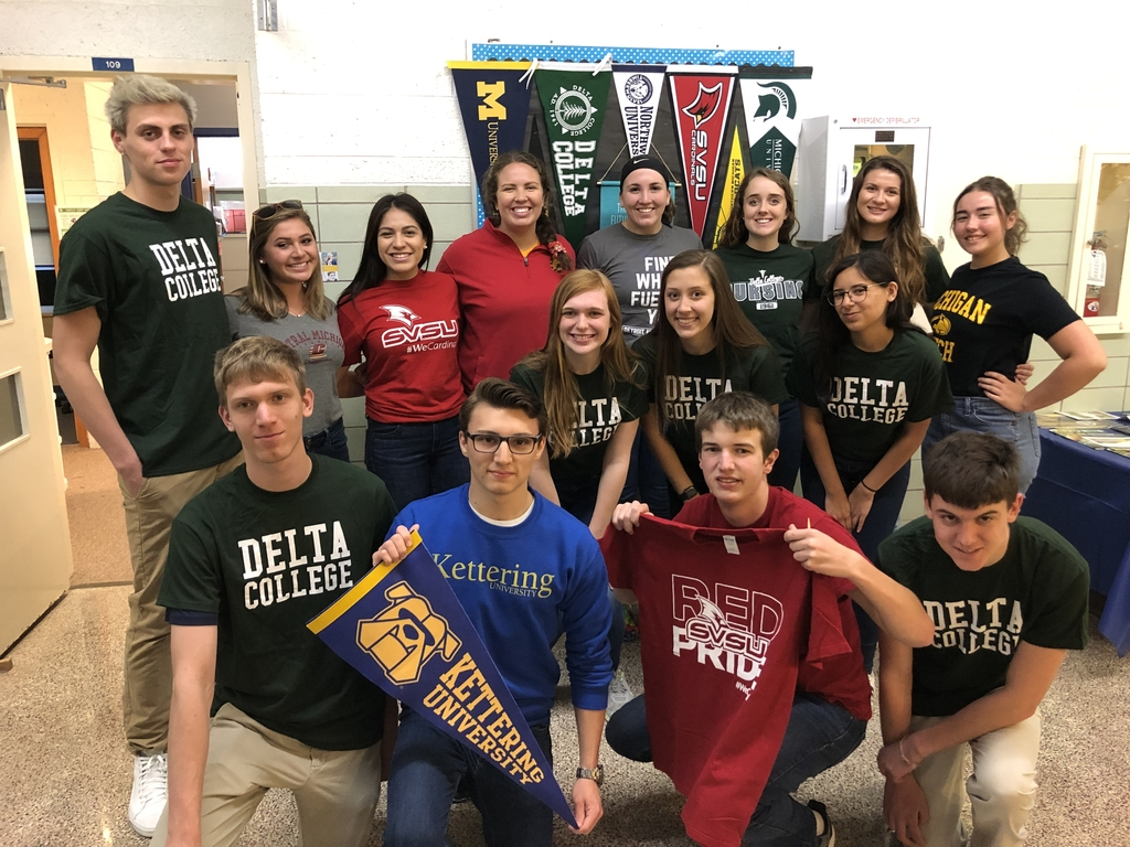 College Decision Day 2019.