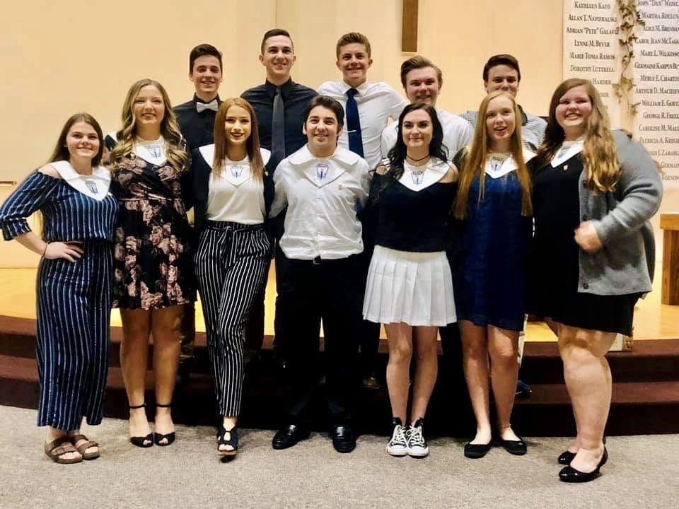 NHS Induction 2019