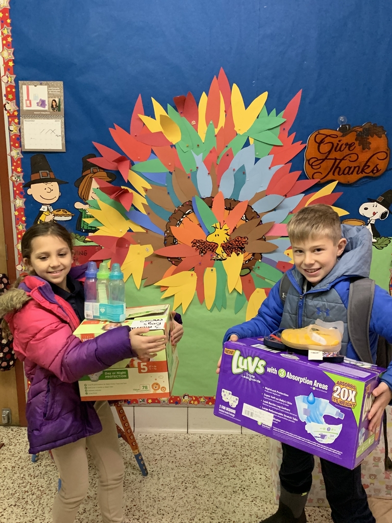 Turkey Drive/Baby Item Drive 2019